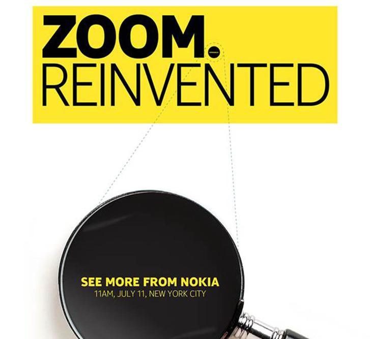 Dette er Nokia-invitasjonen som Pocket-lint.com har lagt ut.