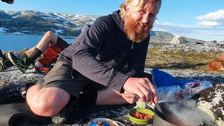 Matlaging på Bjørgefjell Nasjonalpark