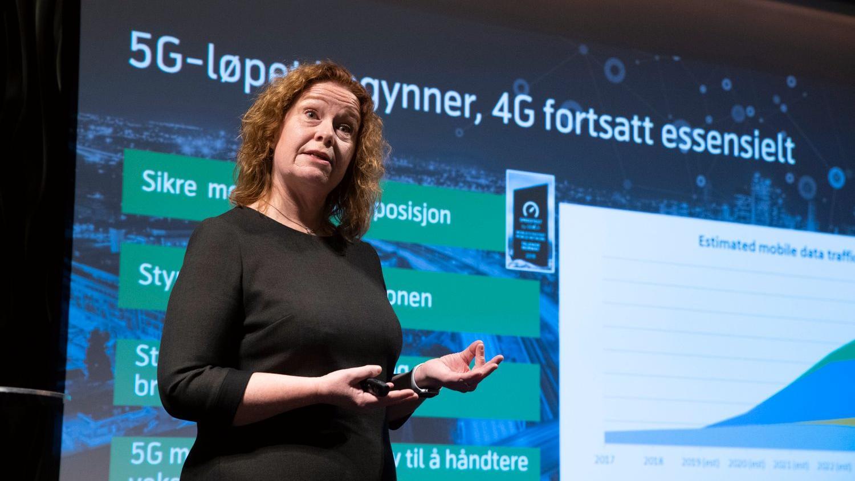 Telenor: Oslo, Bergen og Stavanger får 5G før jul
