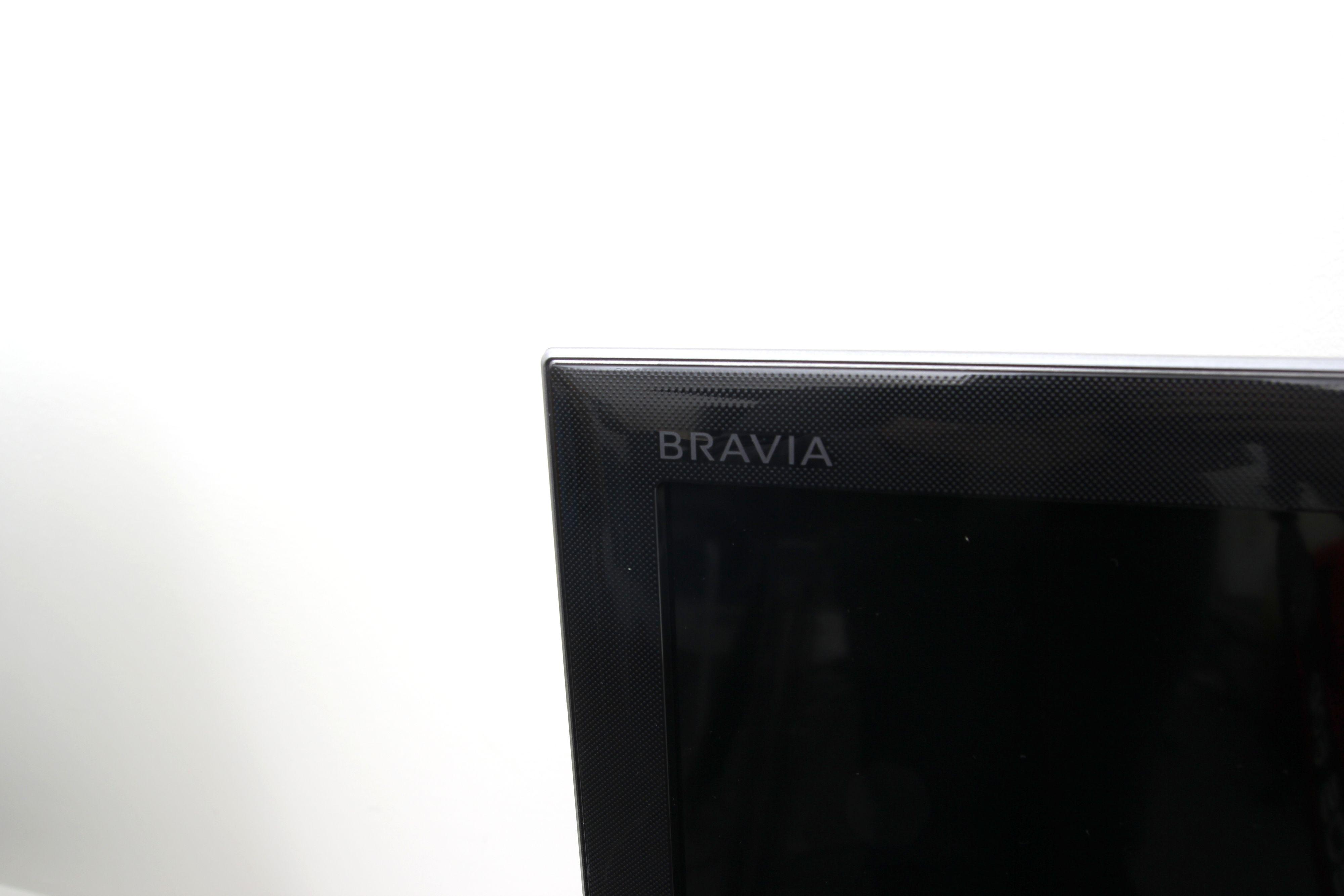 Rammen rundt TV-en.Foto: Roy Arne Christiansen, Hardware.no