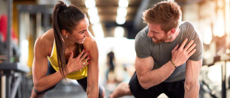 Så kan styrketräning hjälpa din viktnedgång