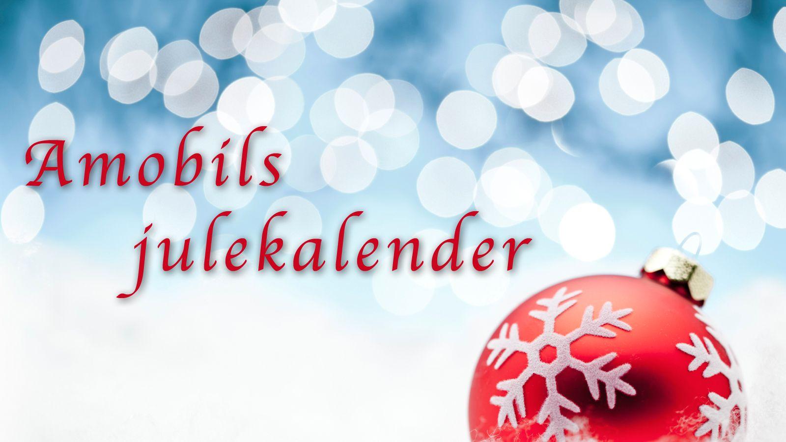 Julekalender 2012 - luke 15