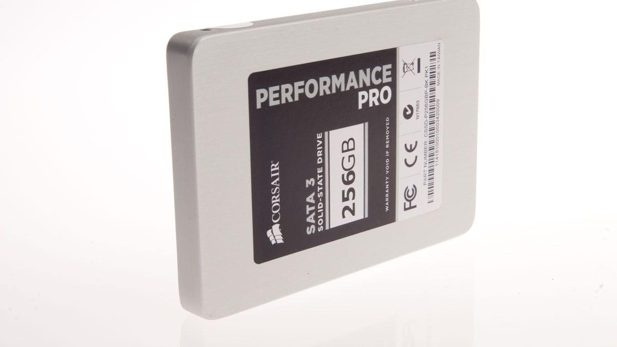 Corsair Performance Pro 256 GB