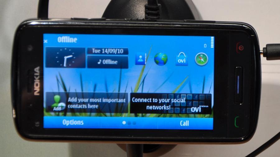 Mørke skyer truer Symbian