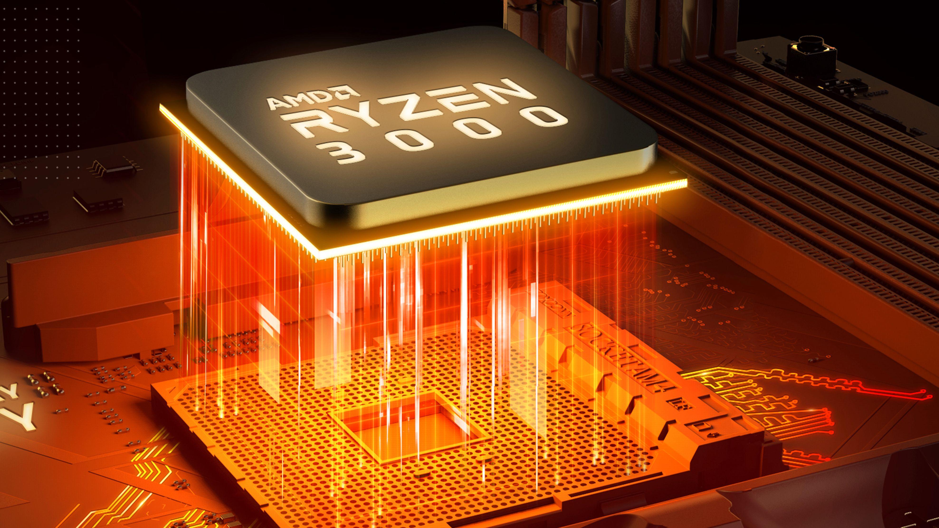 AMD har avslørt to nye prosessorer i Ryzen 3000-serien