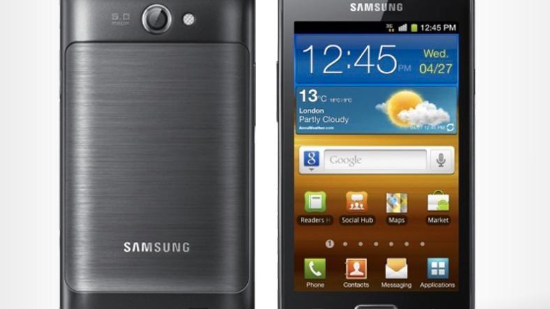 Hils på Samsung Galaxy R