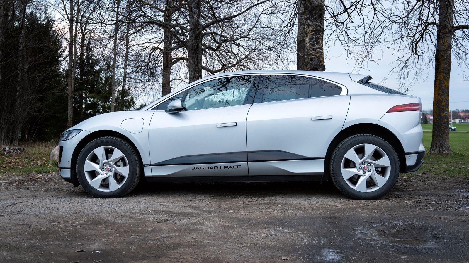 Jaguar slipper billigere i-Pace