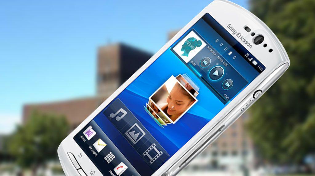 Ny mobil fra Sony Ericsson Tek.no