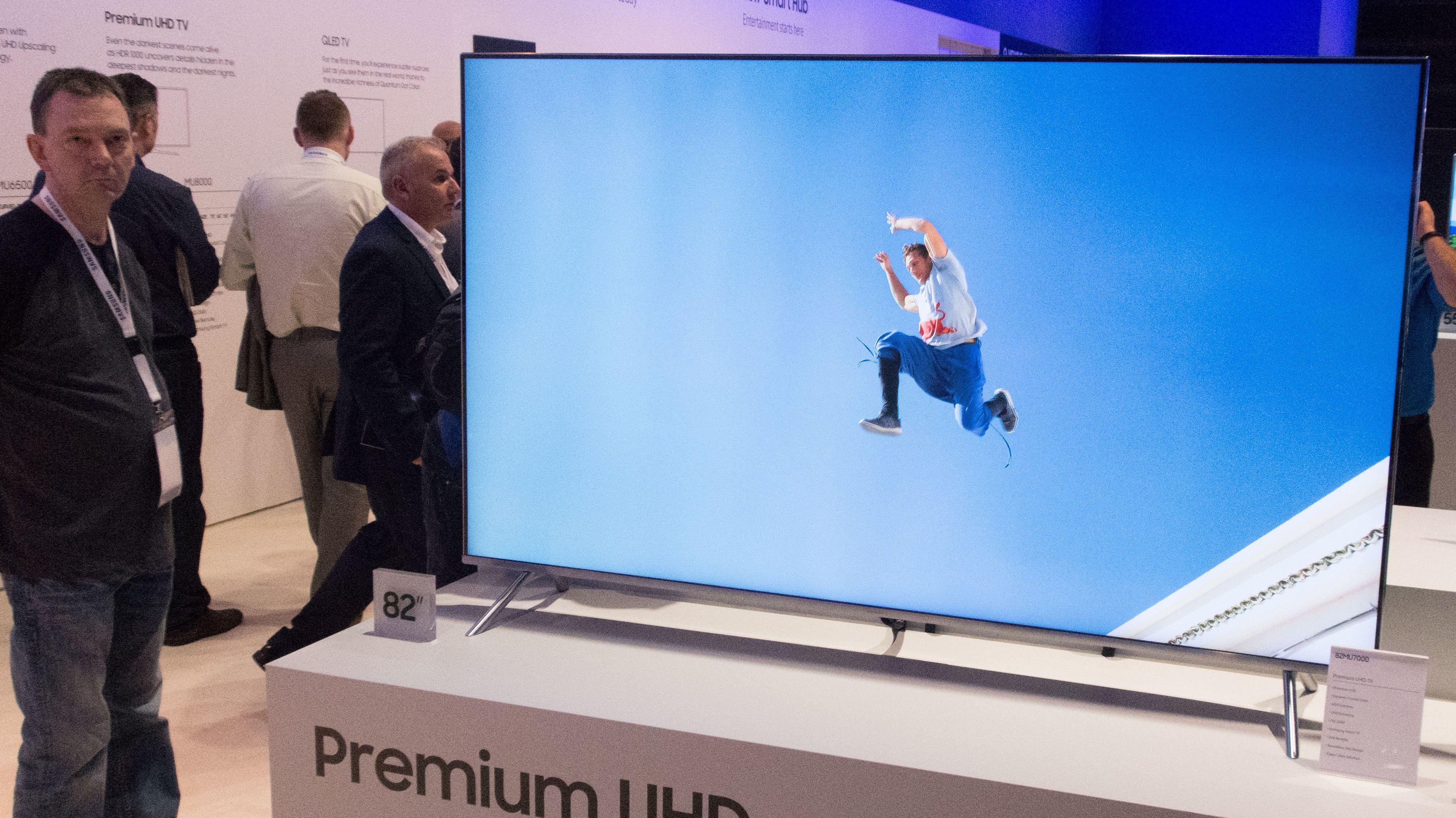 Samsung 2017- TV-er