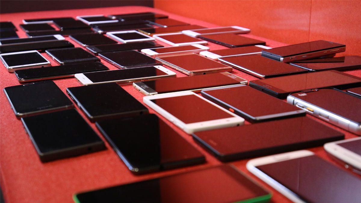 Vi har testet 50 mobiler