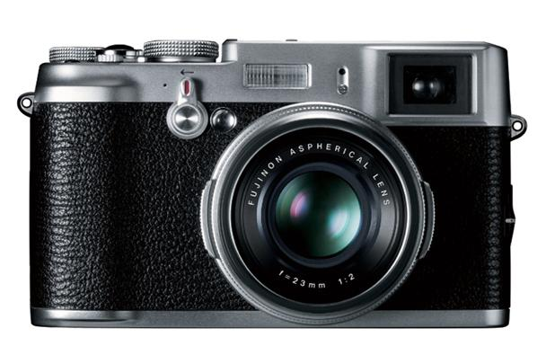 Fujifilm Finepix X100 er et rammesøkerkamera som har fått mye oppmerksomhet etter at det ble avduket på Photokina.