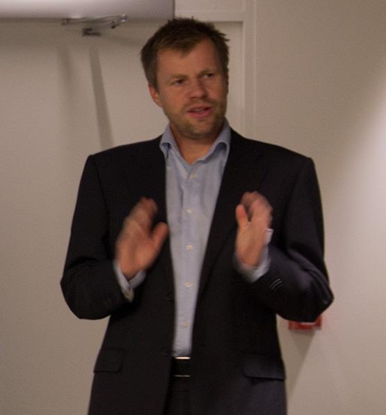 Frode Bechmann Nilsen, drift- og utviklingssjef i BankID Norge.Foto: Anders Brattensborg Smedsrud, Tek.no
