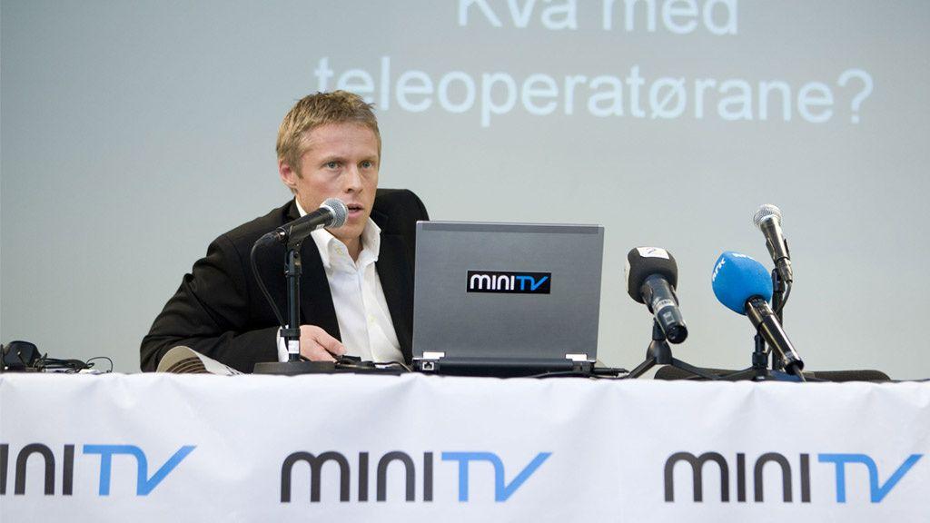 Norge i front med MiniTV
