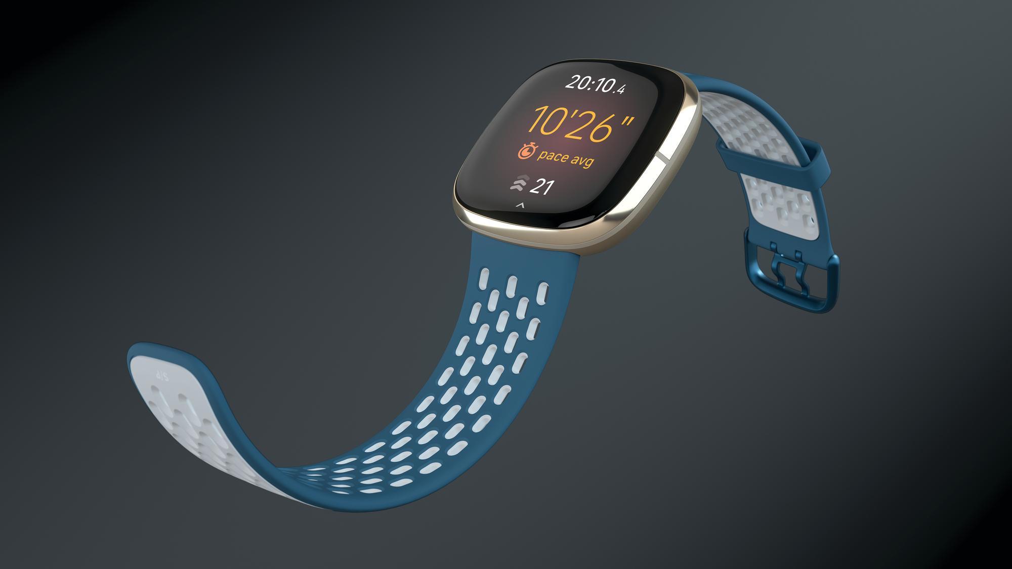 Fitbit lanserer tre nye modeller.