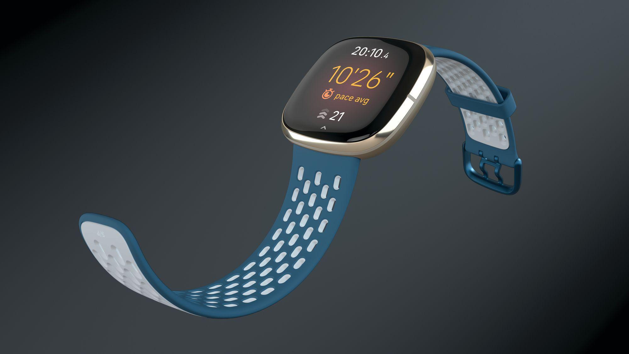 Fitbits nye helseklokke skal måle stress og temperatur