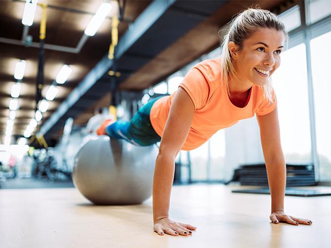 Kvällstid är bäst för träning tycker hjärnan, enligt de amerikanska forskarna.