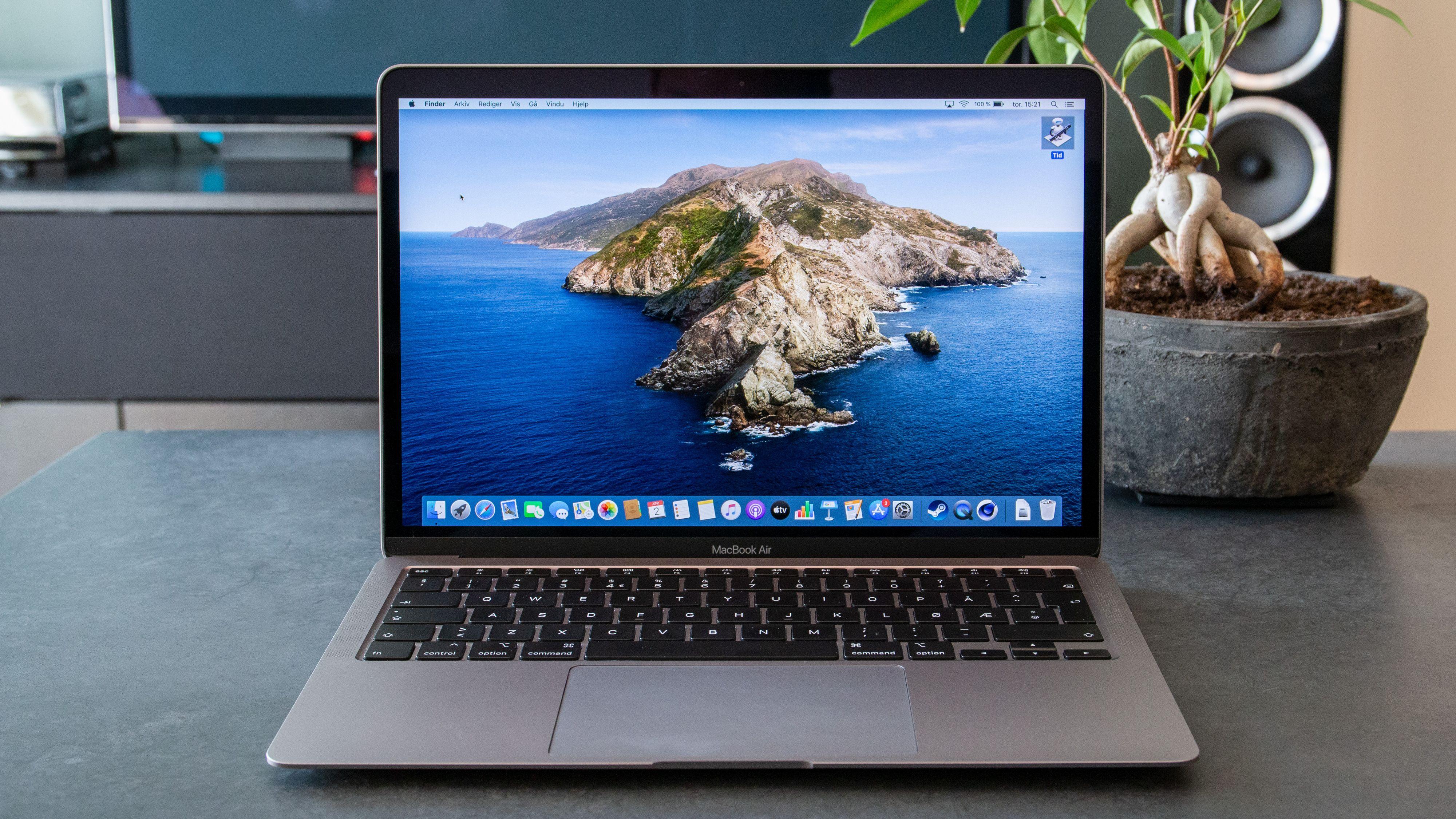 Nye MacBook Air er kraftigere, bedre og billigere