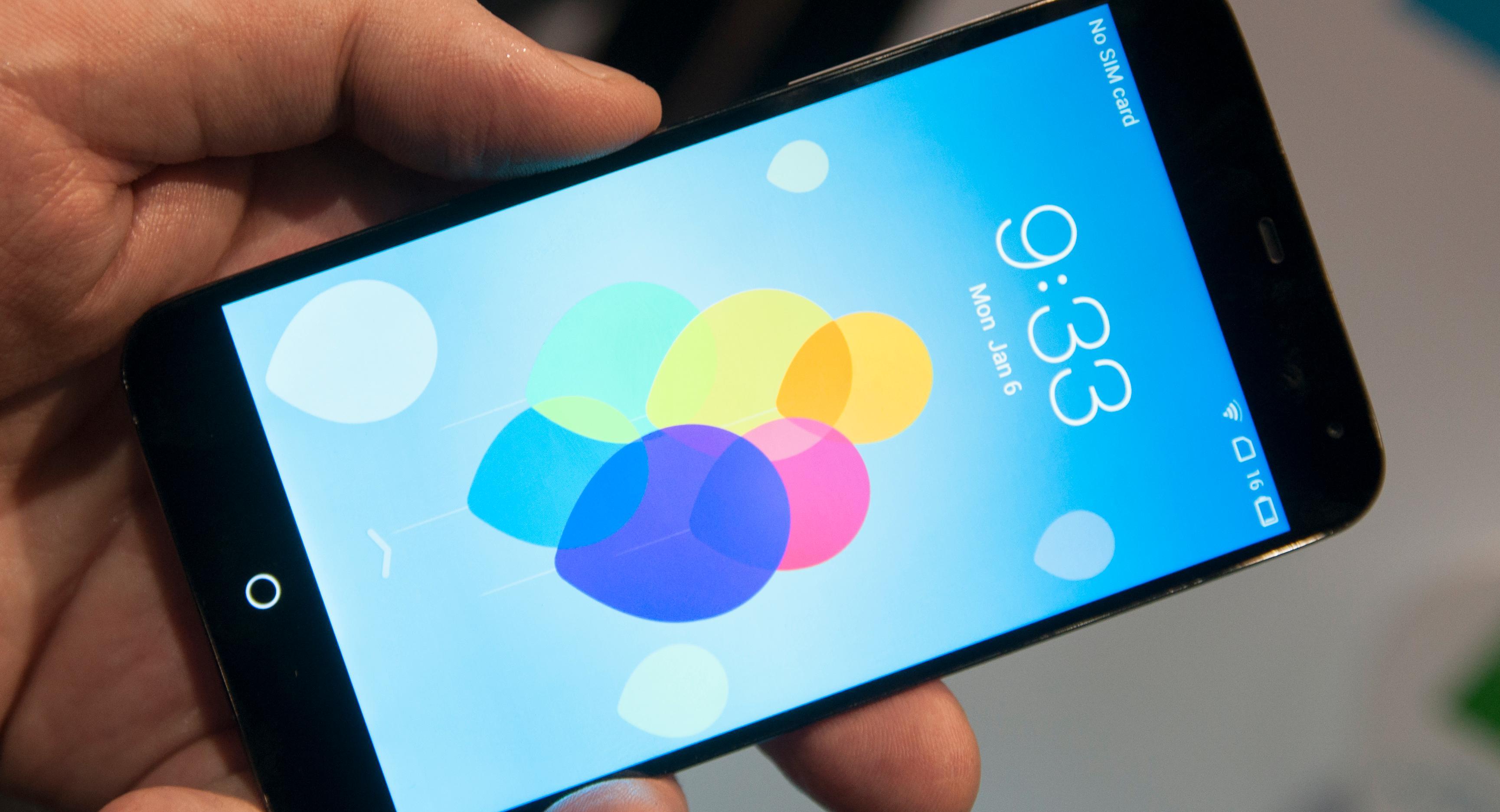Kinesisk mobilprodusent opplever eksplosiv vekst