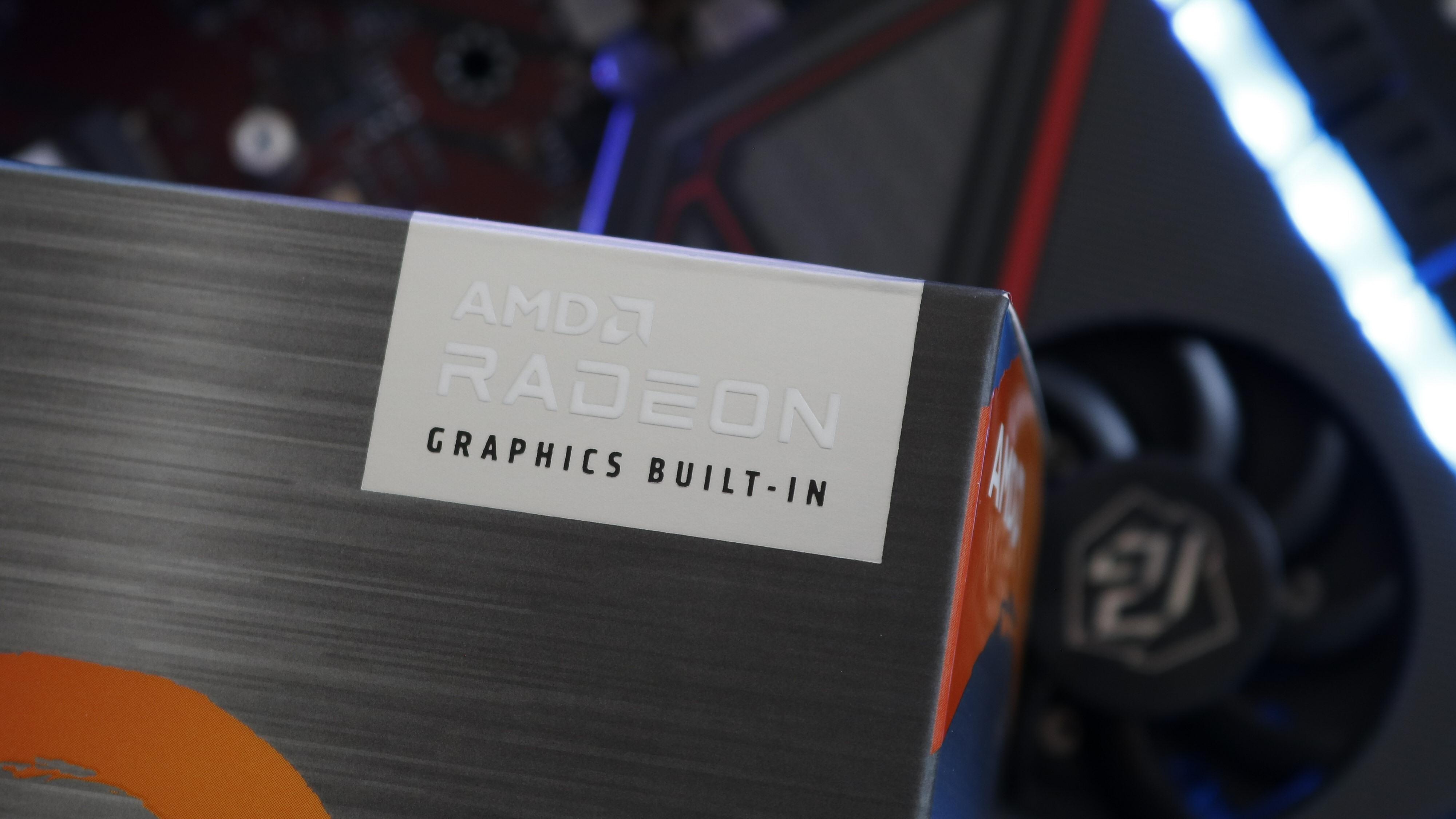 G-prosessorene har et avslørende merke på esken.