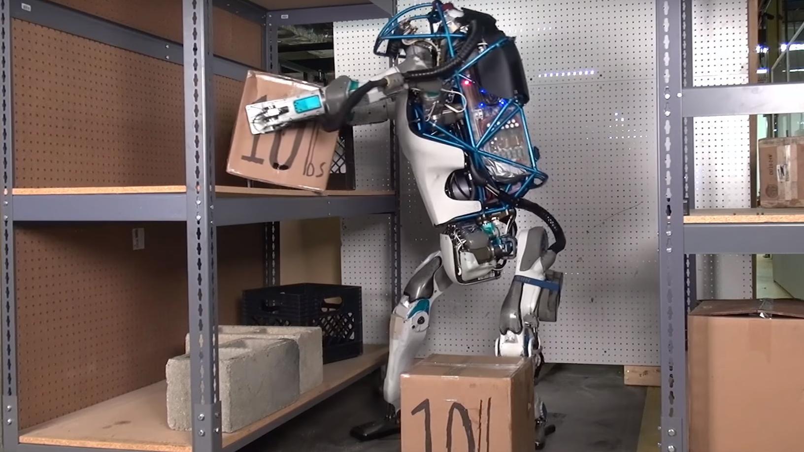 Snart kan Googles menneskelignende roboter bli mer forbrukerrettede