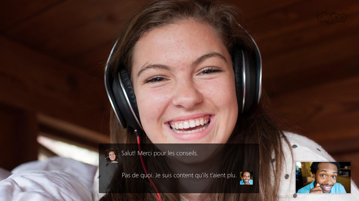 Microsoft lytter til oversatte Skype-samtaler