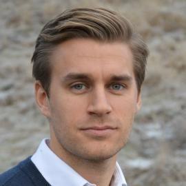 Kristian Fredheim er kommunikasjonsrådgiver i Telia.