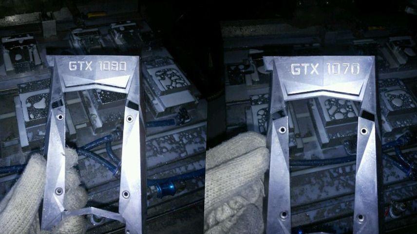 Dette kan være første bilde av Nvidias GTX 1070 og 1080