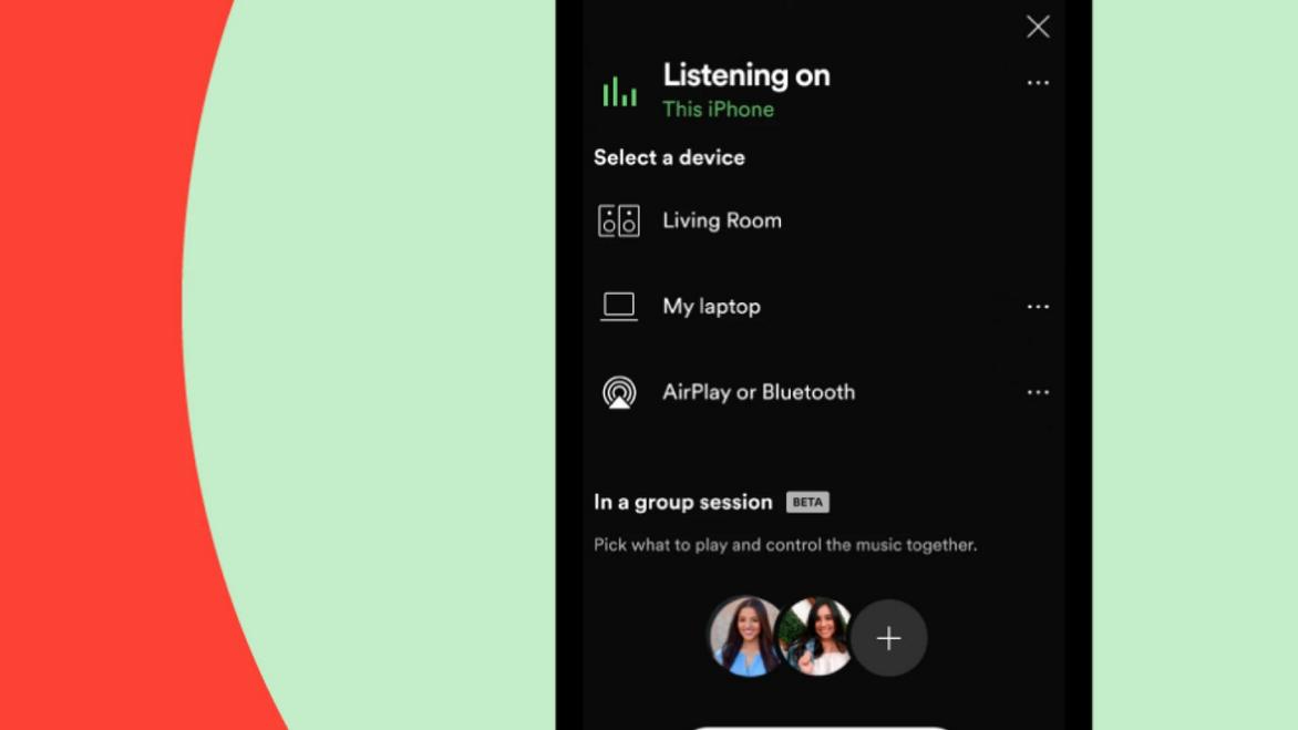 Ha nettfest med ny Spotify-funksjon