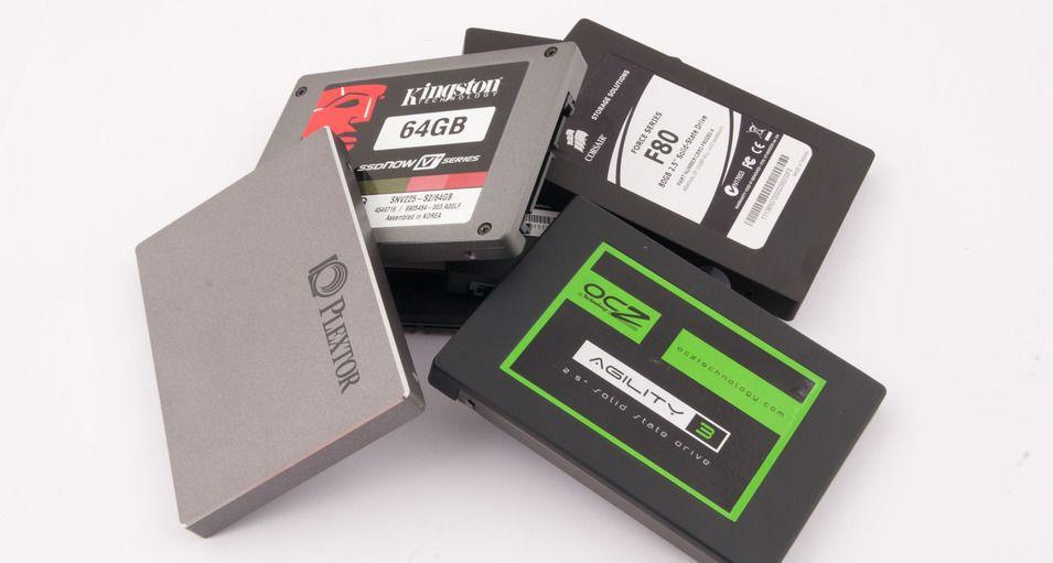 SSD-er fikk seg en knekk rundt 2009. Omsetningen stupte og tilliten til lagringsformen var tynnslitt. Foto: Jørgen Elton Nilsen, Tek.no