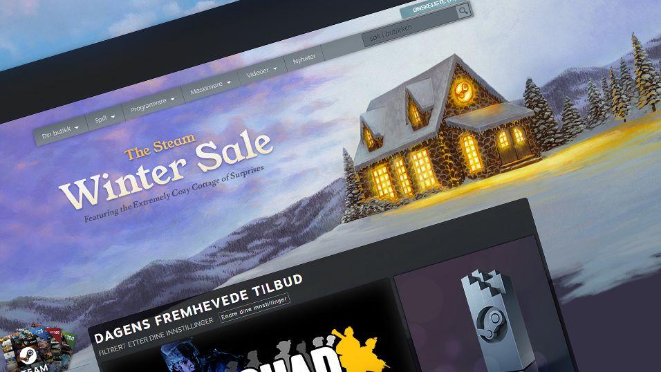 Dette er de beste spill-tilbudene i julen