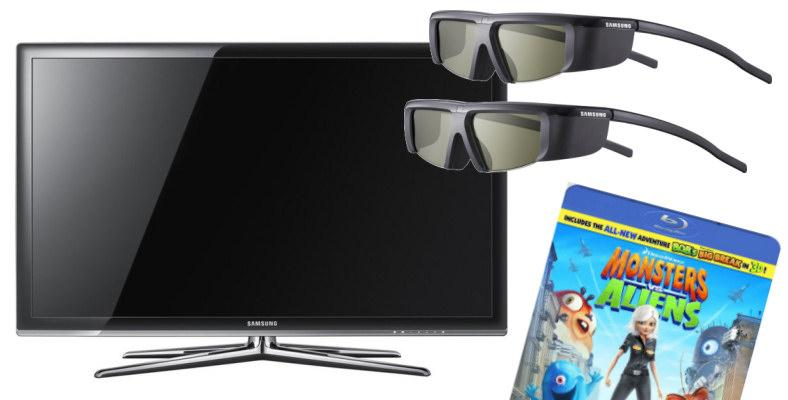 Samsung tar 3D-grep