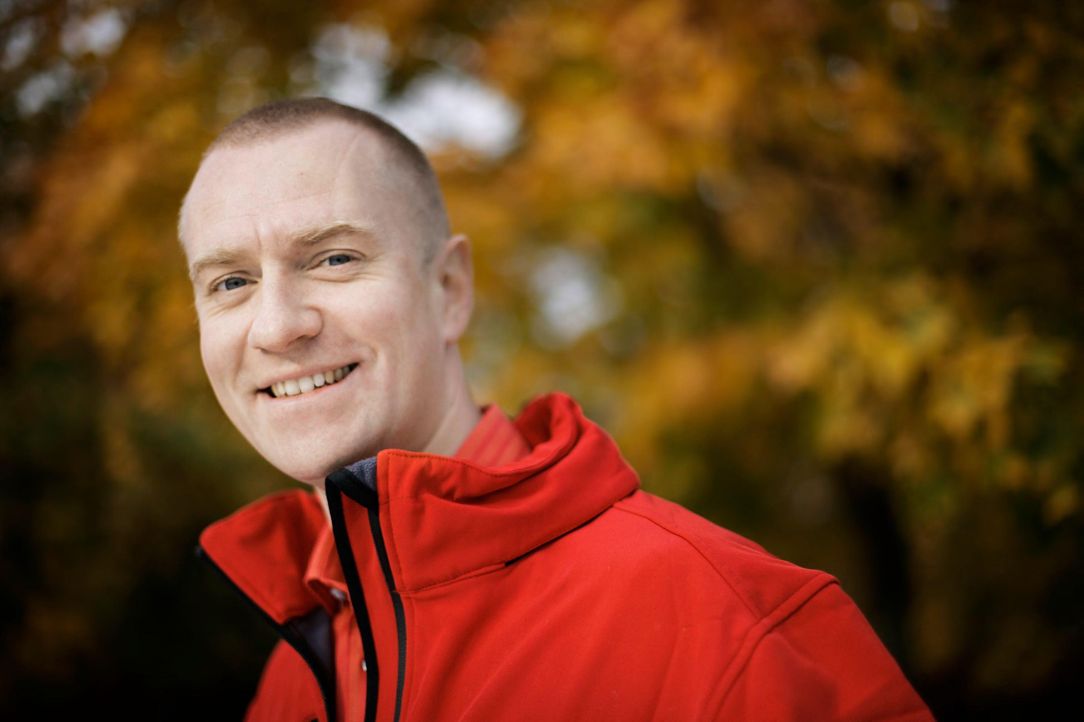 Harald Bøyum er nå leder for Chili Mobil.Foto: Network norway