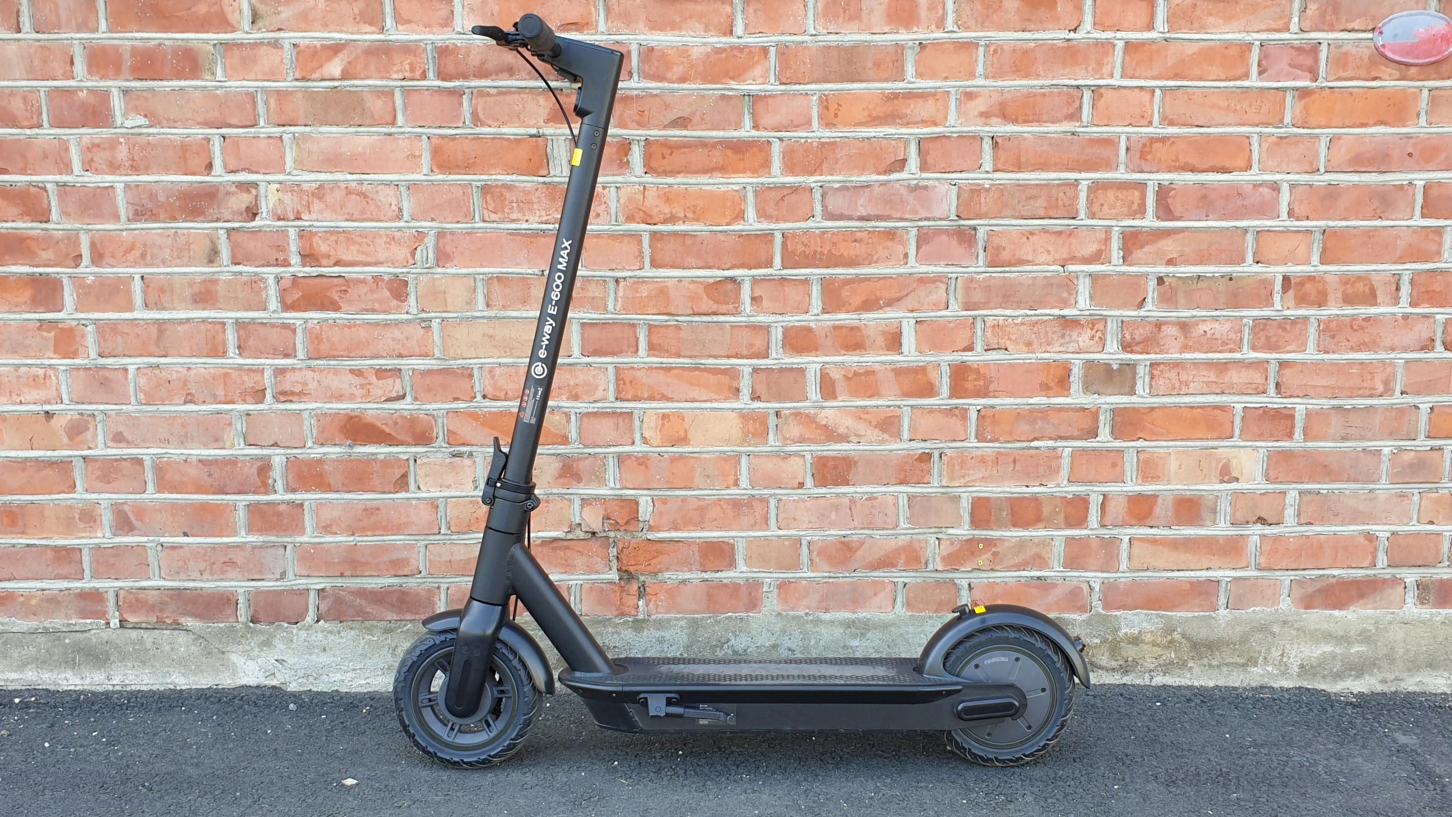 En elsparkesykkel for deg med bratte bakker og rekkeviddeangst