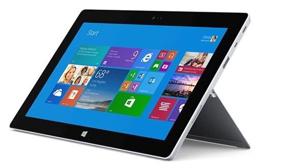 Microsofts Surface-nettbrett er direkte konkurrenter til Nokias nettbrett.Foto: Microsoft
