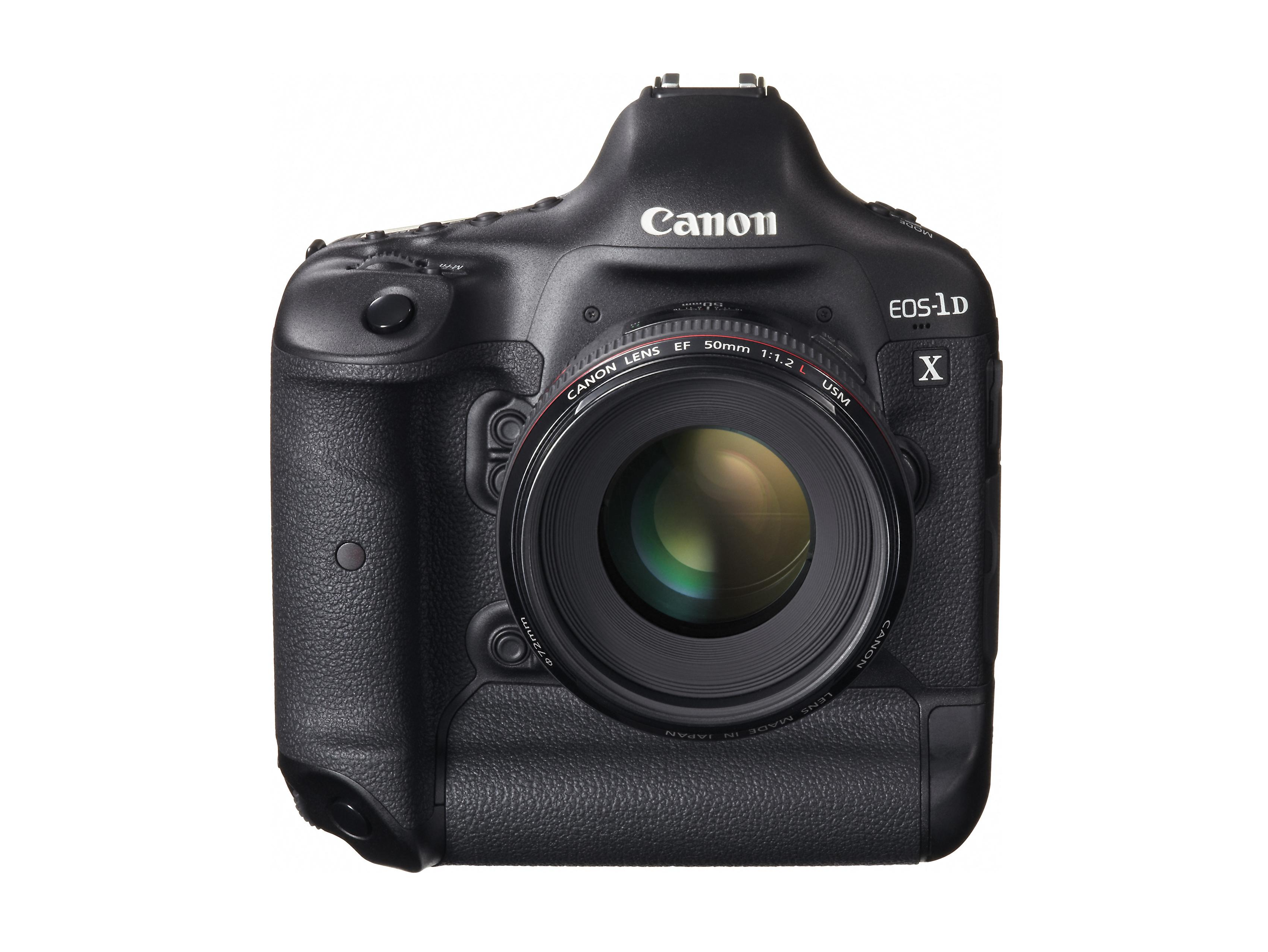 Canon EOS-1DX.