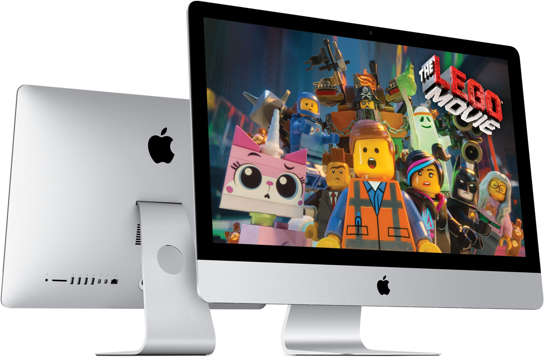 Ny iMac kan være på vei.Foto: Apple