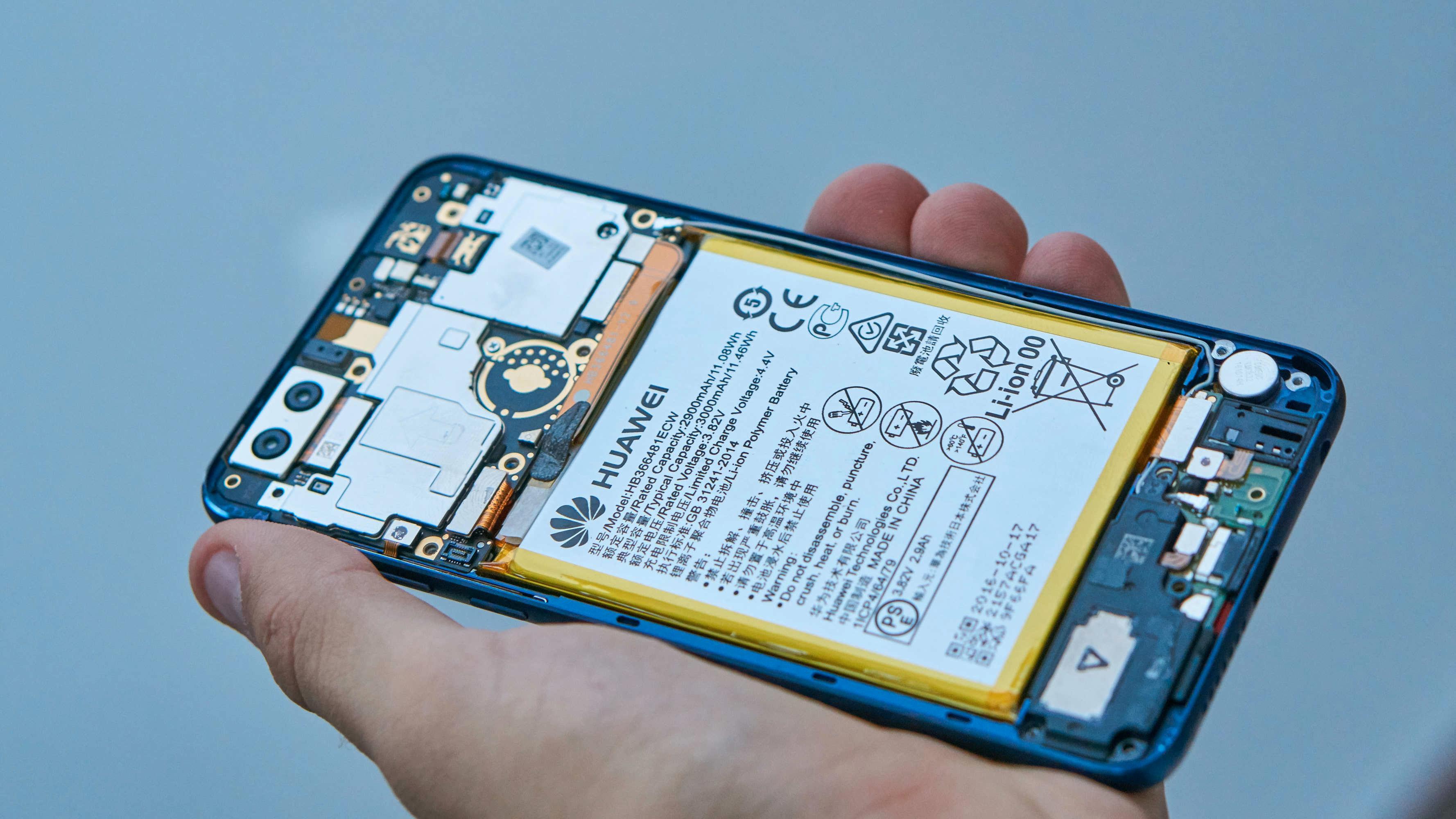Reparasjon av Huawei Honor 8