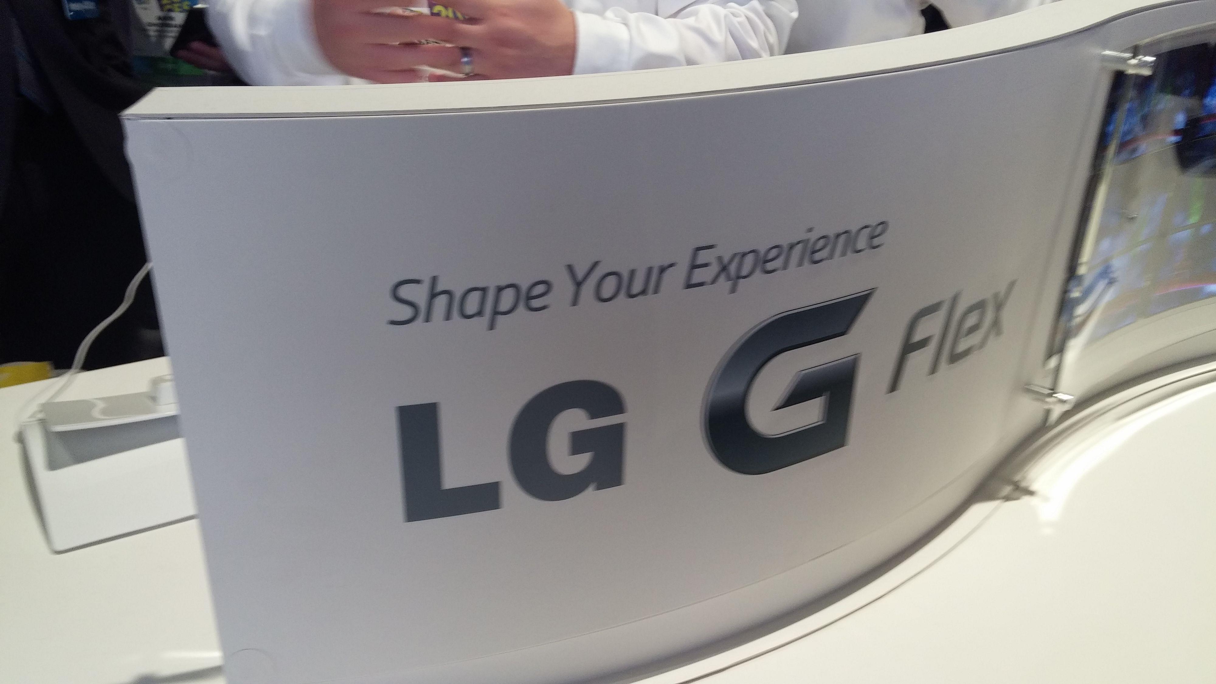 Testbilde fra LG G Flex.Foto: Finn Jarle Kvalheim, Amobil.no