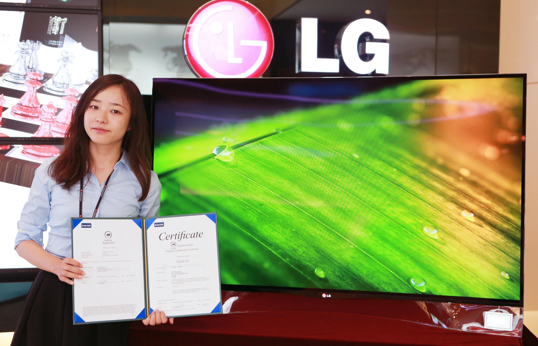 LG 55EA980V.Foto: LG