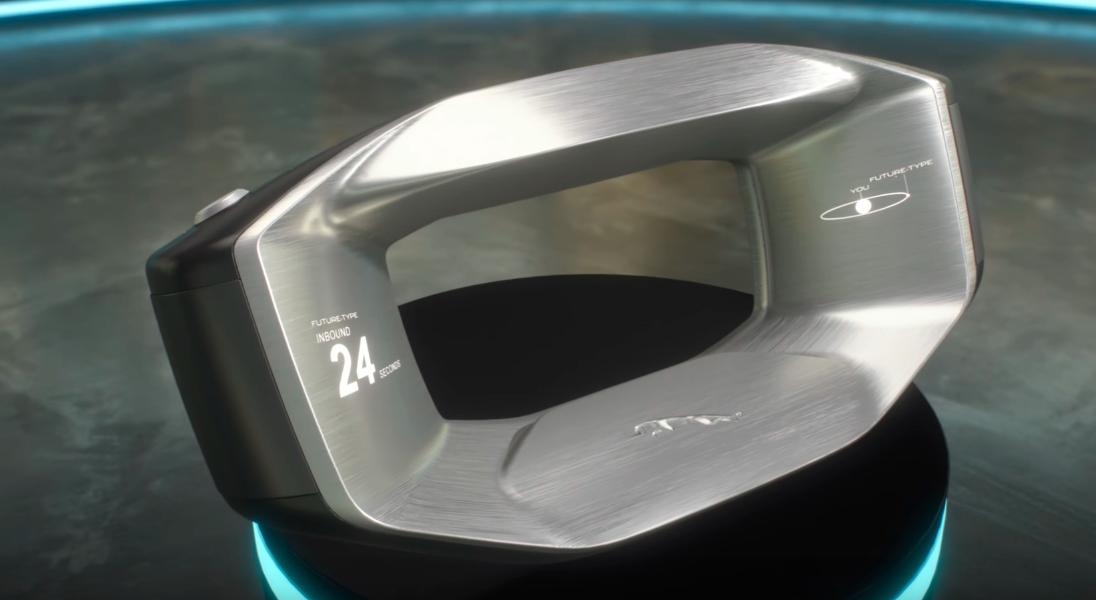 Dette rattet er en viktig del av jaguars fremtidsvisjoner.