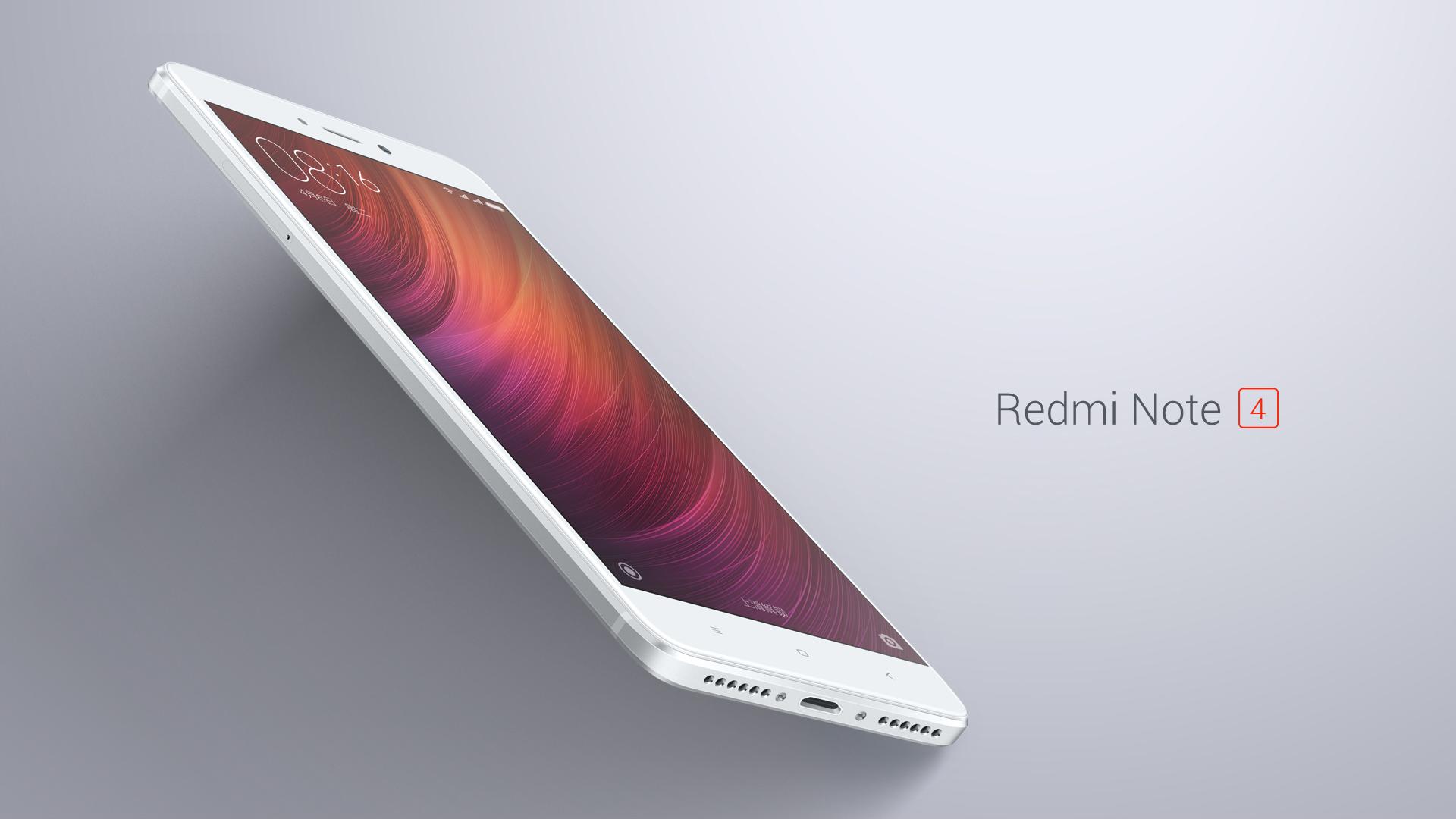 Xiaomi Redmi Note 4.