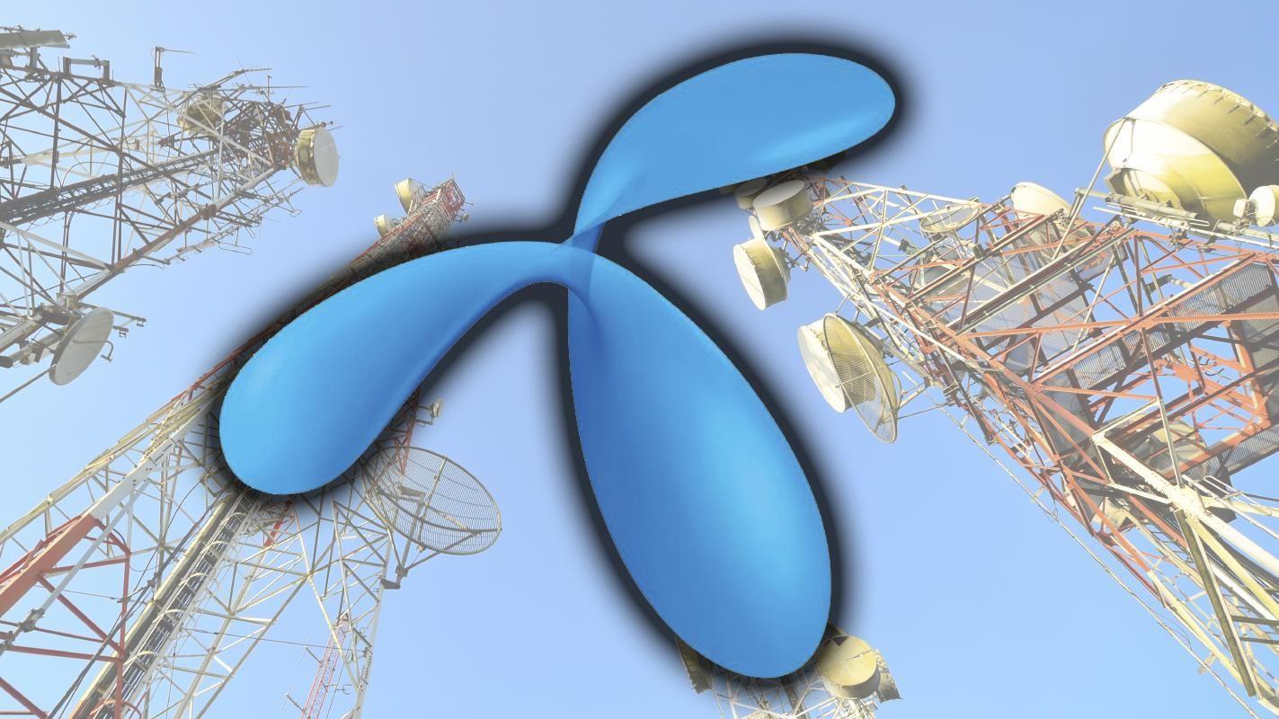 Halvparten av Telenor-kundene får raskere nett