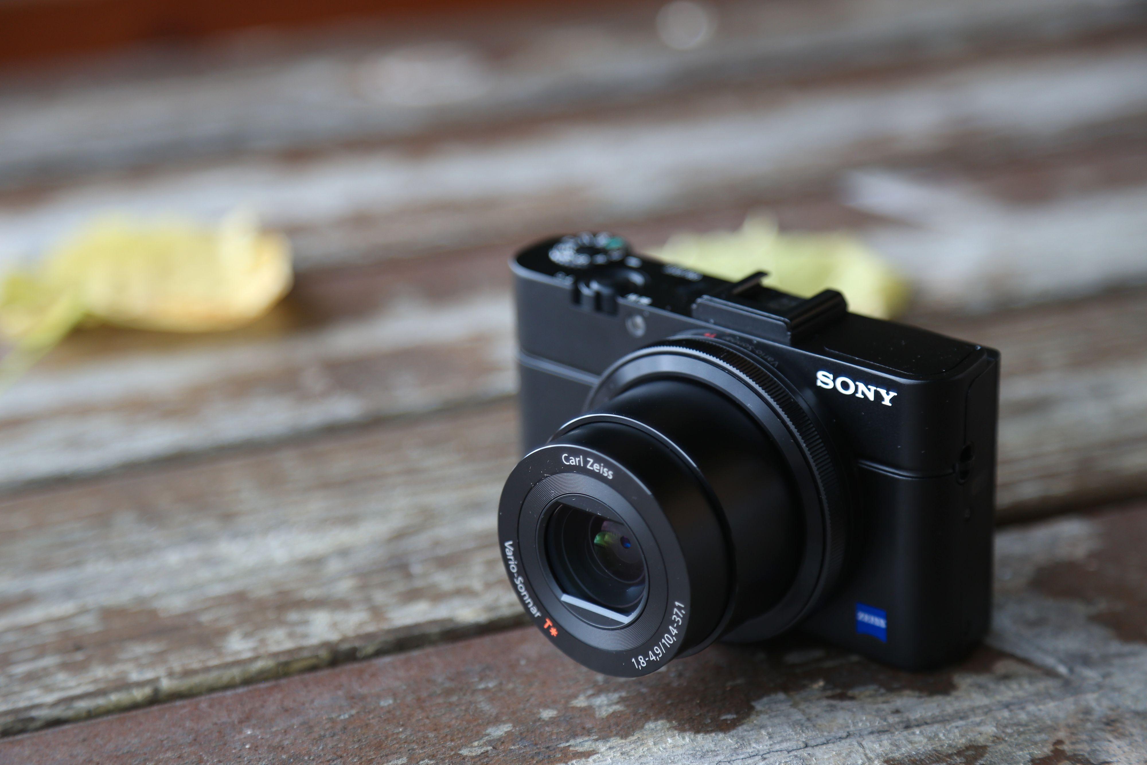Sony RX100 Mark II er en godsak. Kommer Sony med en ny en i 2014?Foto: Eivind Hauger / Akam.no