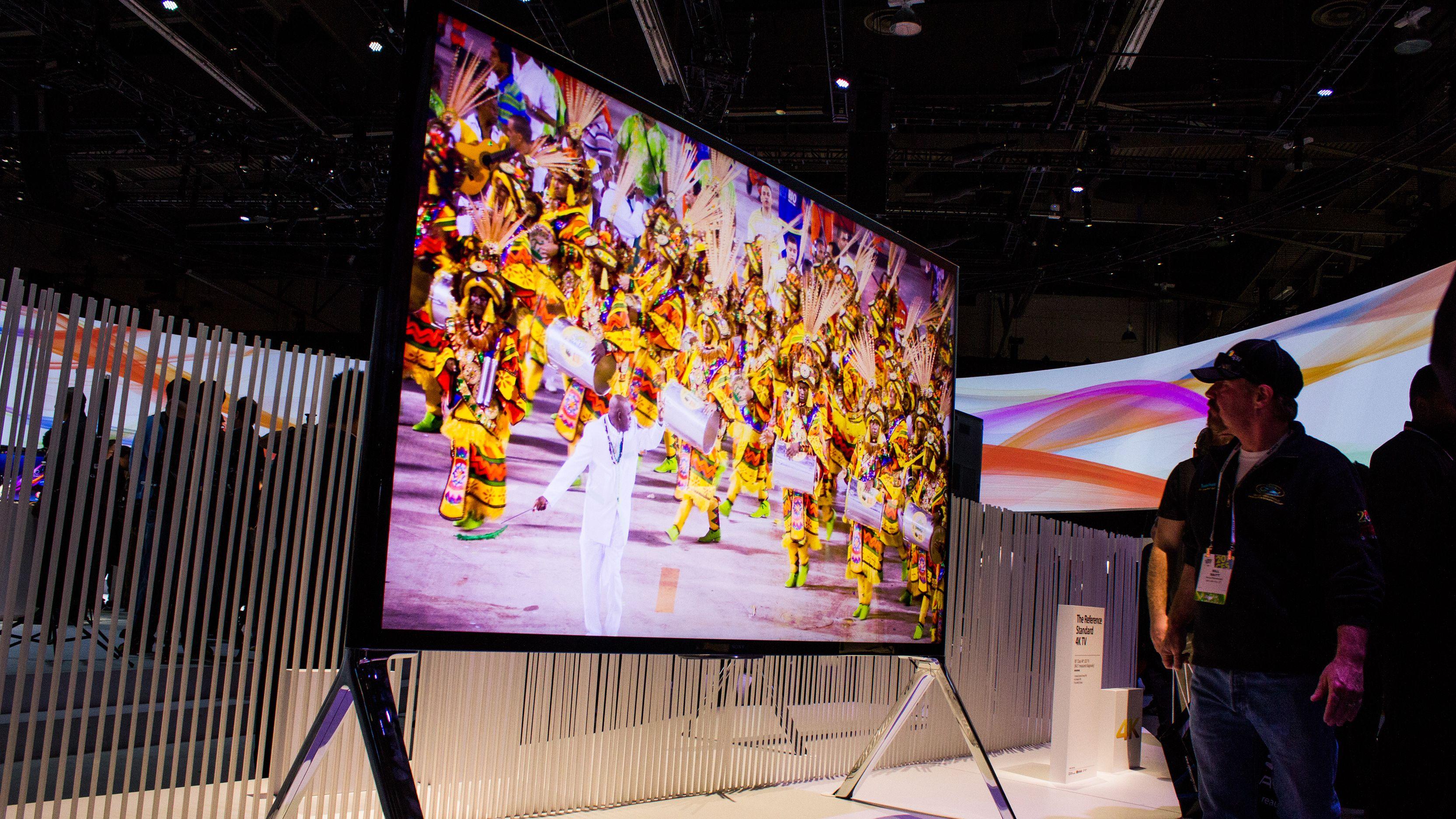 Vi fant Sony sin neste flaggskip-TV
