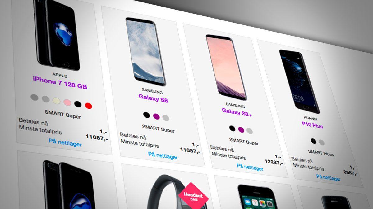 I fjor kritiserte de Telenor SWAP – Nå slipper Telia sin egen versjon