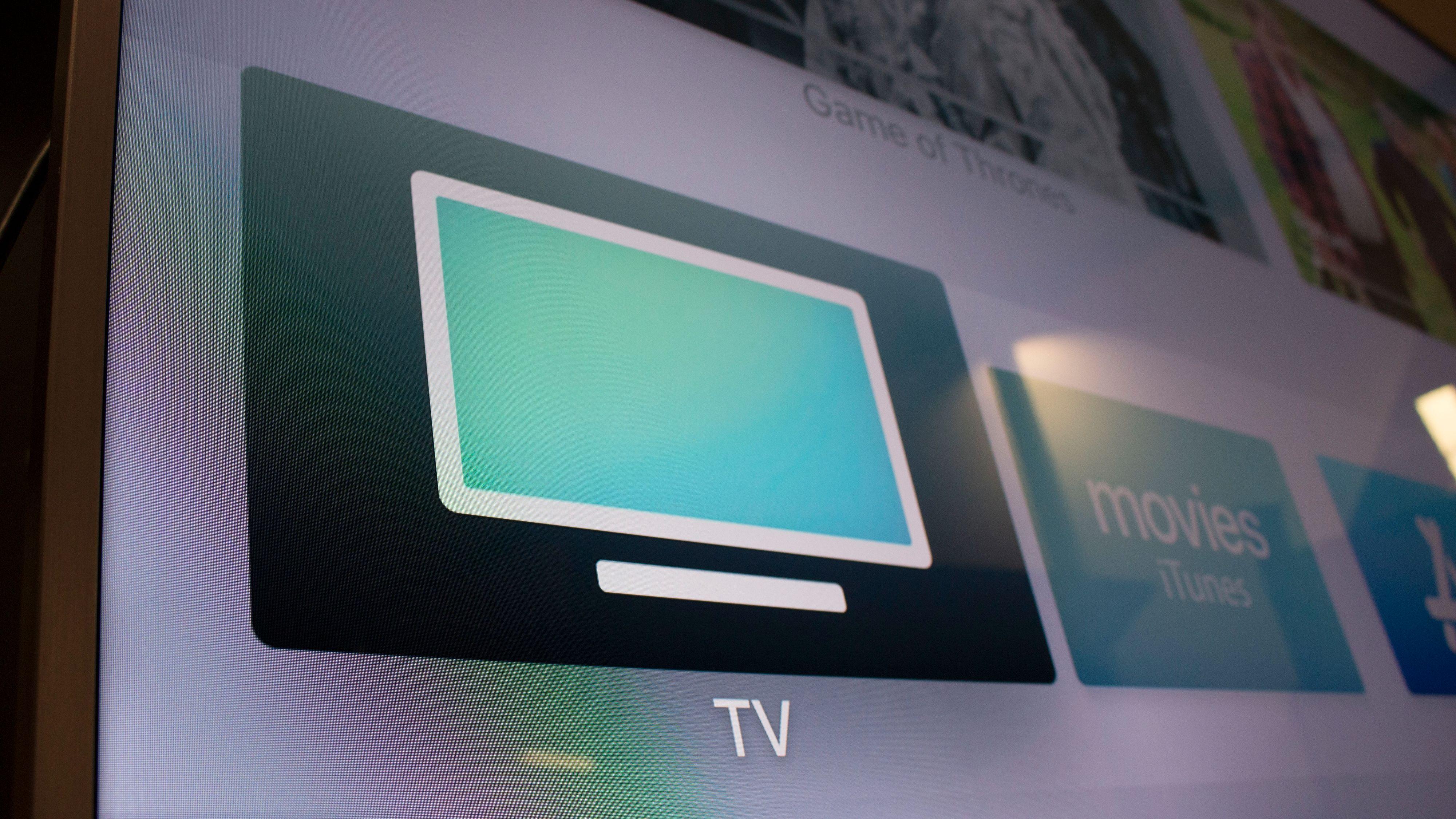 Apples TV-app er kjekk å ha. Bilde: Niklas Plikk / Tek.no