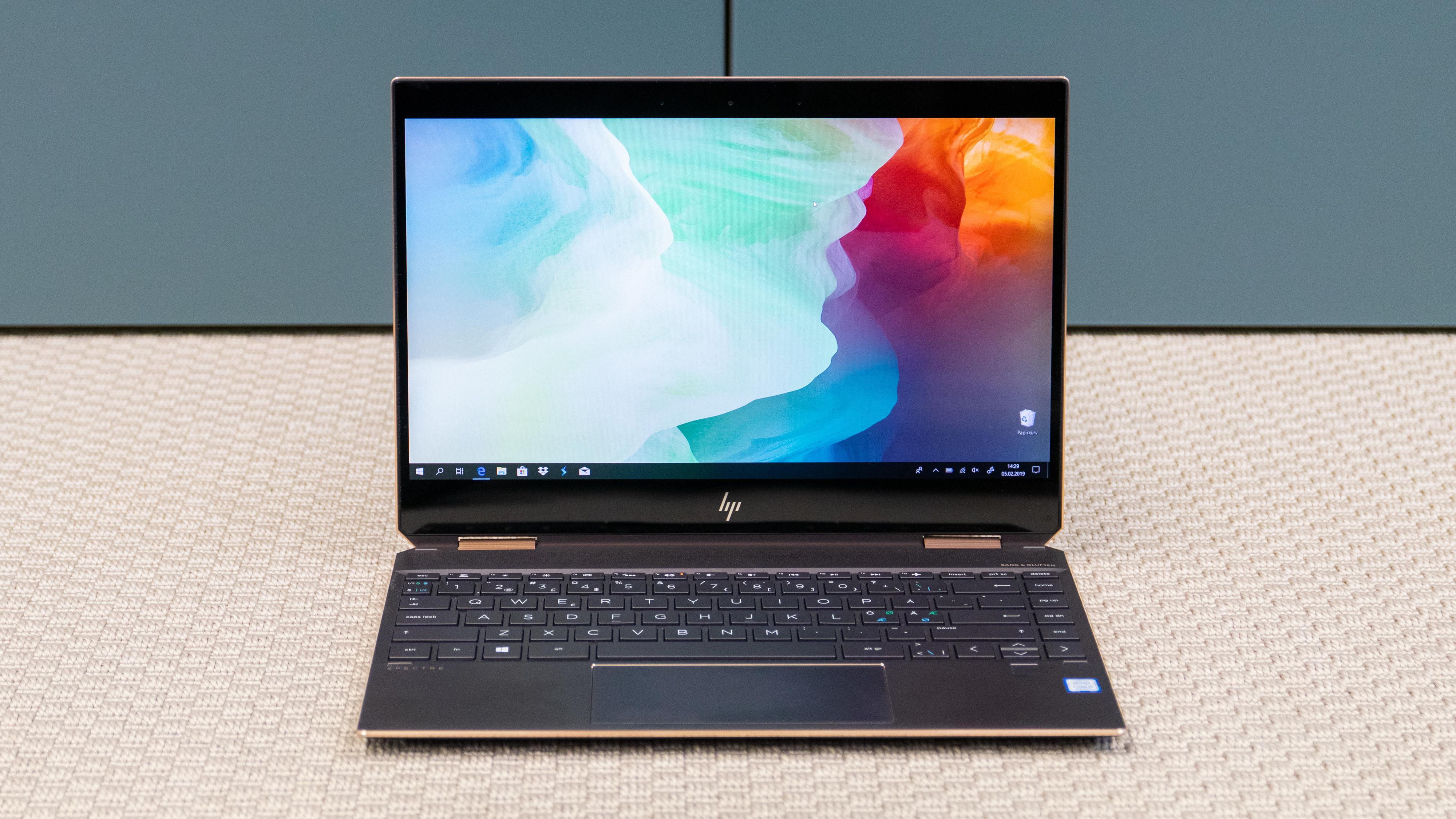 HP Spectre x360 (2019)