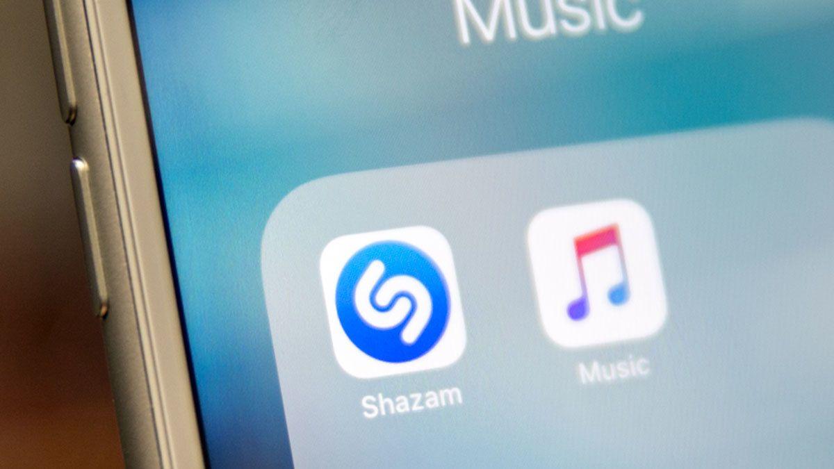 Apple kjøper Shazam