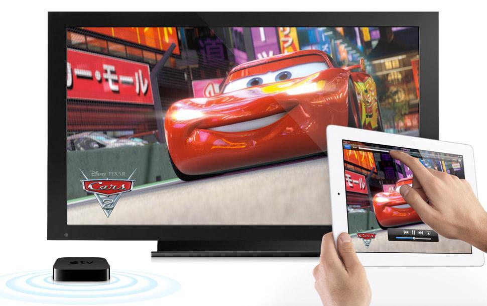 Det er allerede fullt mulig å styre TV-en fra nettbrettet via en PC eller medieboks.
