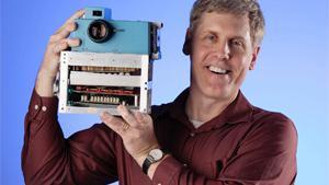 Prestisjepris til digitalkameraets far